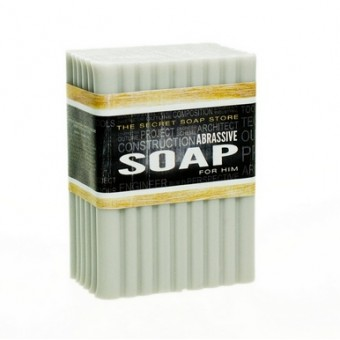 For Him Plant Scrub Soap